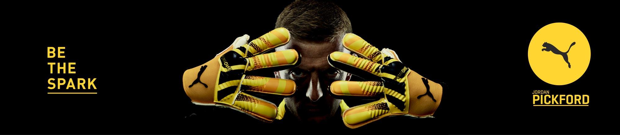 Puma Jordan Pickford Spark Goalkeeper Gloves