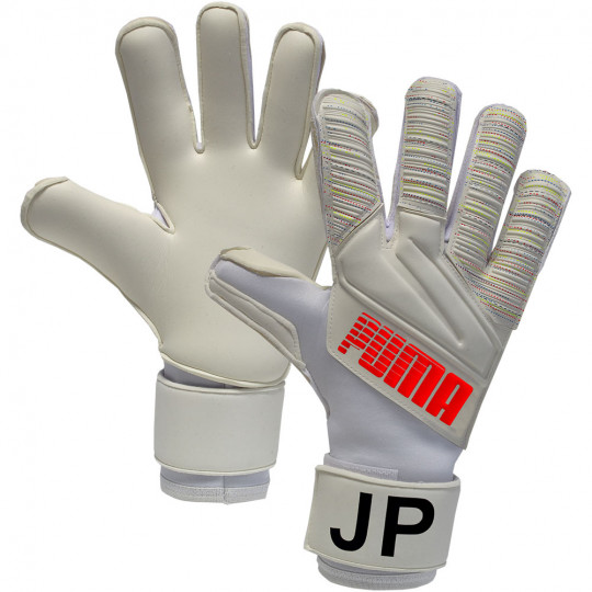 Puma ULTRA Grip Promo PICKFORD Goalkeeper Gloves White - Just Keepers