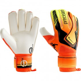 Precision Intence Heat Finger Protection Goalkeeper Gloves