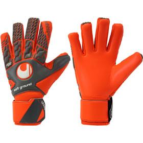 Goalkeeper Gloves Size Uhlsport ELIMINATOR BIONIK X-CHANGE