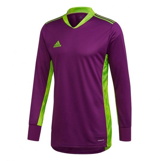 Just Keepers - adidas ADIPRO 20 GoalKeeper Jersey glory purple ...