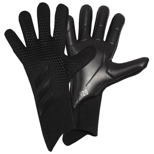 adidas Predator 19.3 Laceless TF Bright Cyan Core Black.