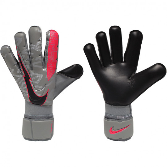 ganar himno Nacional Bungalow  Just Keepers - Nike Vapor Grip3 Goalkeeper Gloves Neighbourhood Pack  PARTICLE GREY/LASER CRIMSON