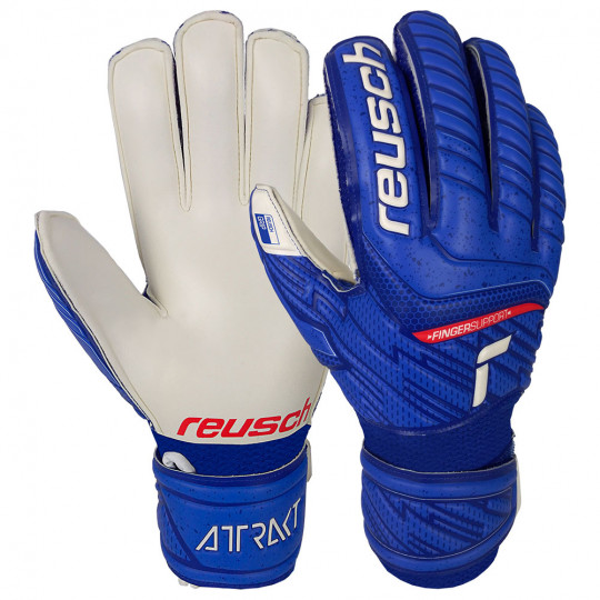 Reusch Attrakt Grip Finger Support Junior