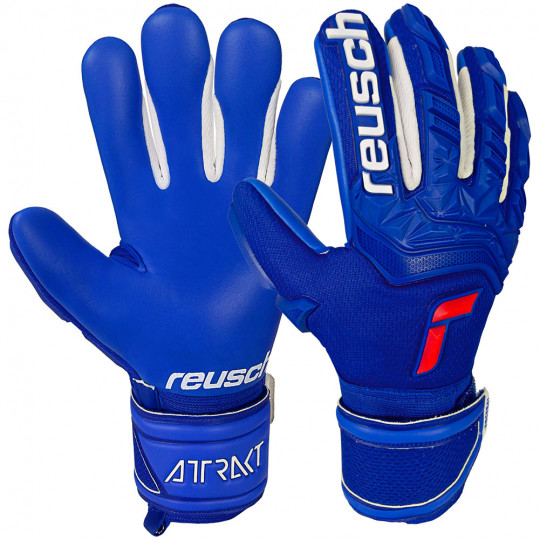 Reusch Attrakt Freegel Silver Junior