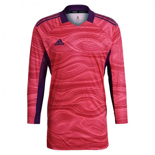 GT8420 adidas CONDIVO 21 GoalKeeper Jersey LS solar pink - Just ...