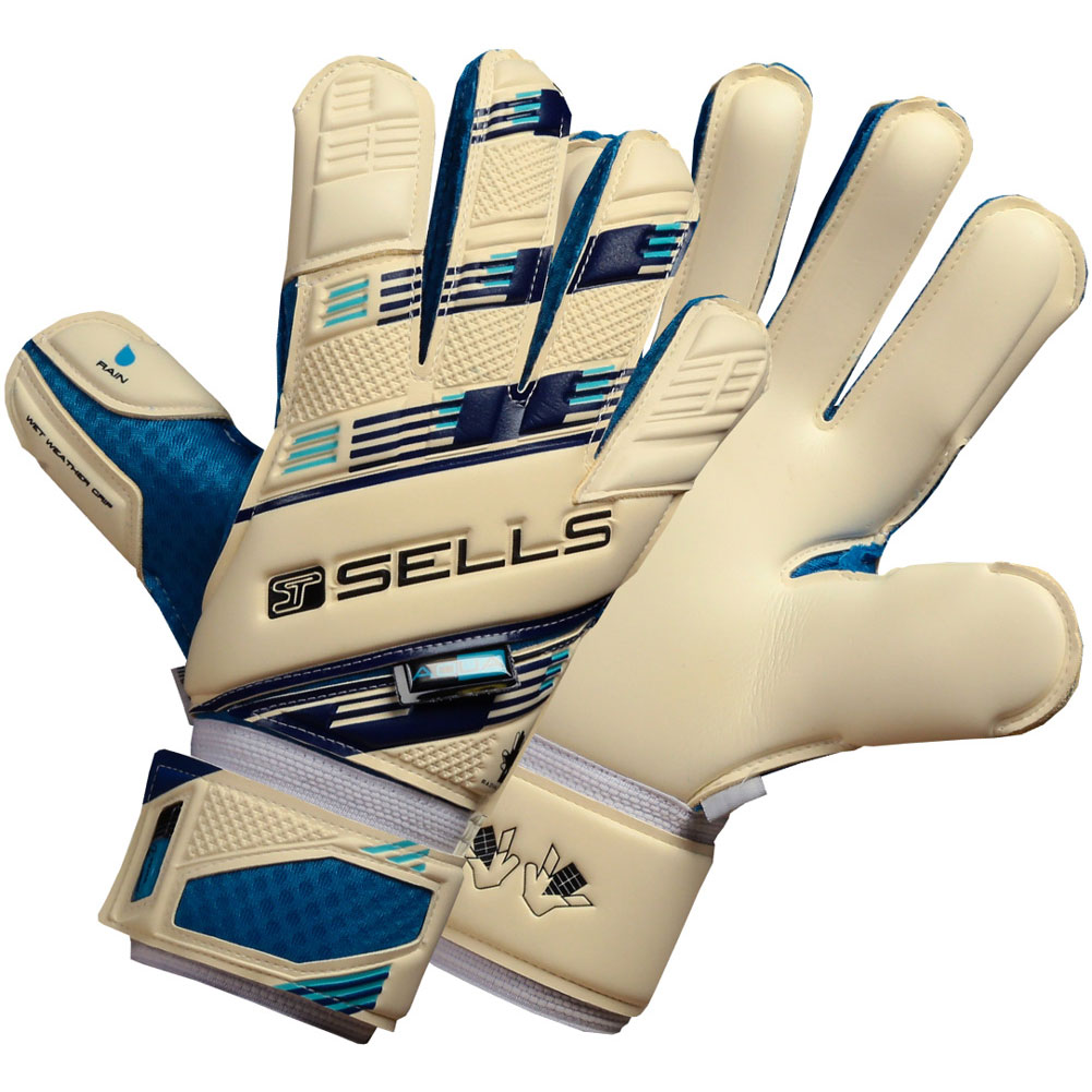 sells goalkeeper gloves size guide