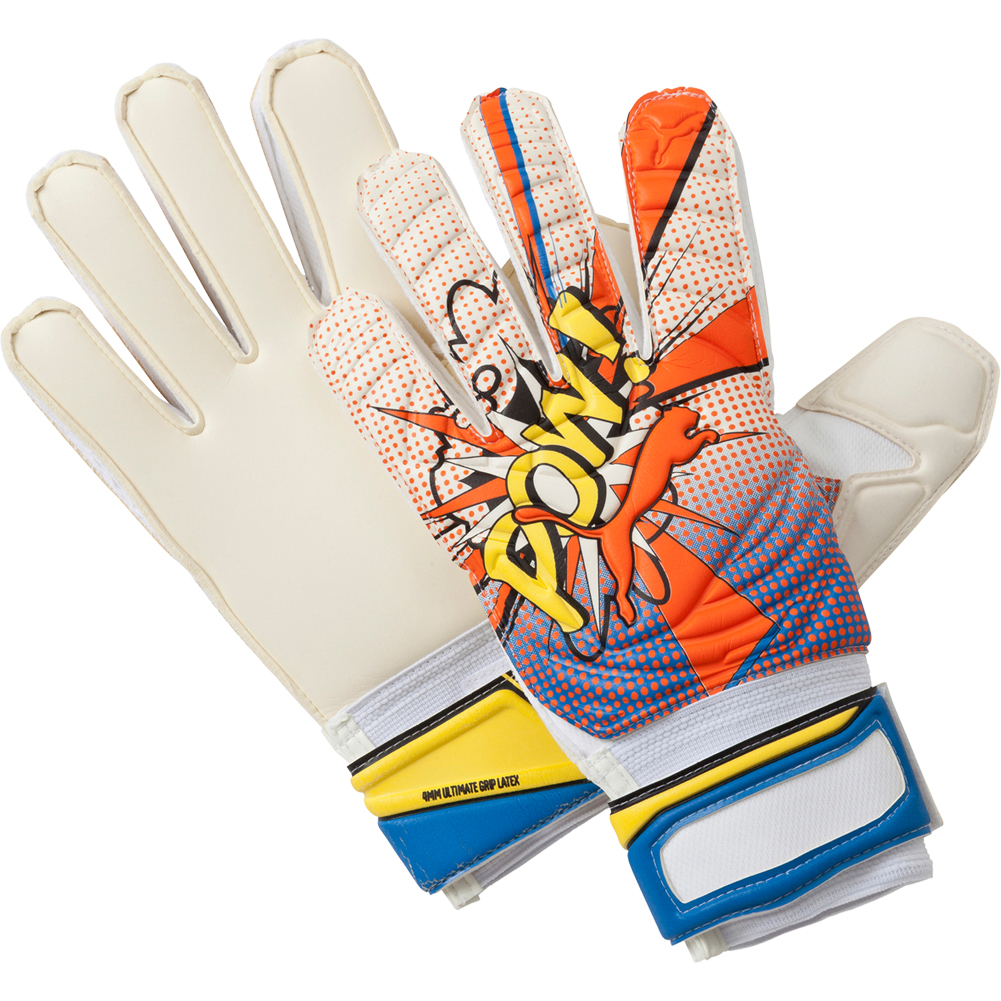 Details about Puma evoPOWER GRIP 2 REG. CUT Goalkeeper Gloves Size a07807f93186
