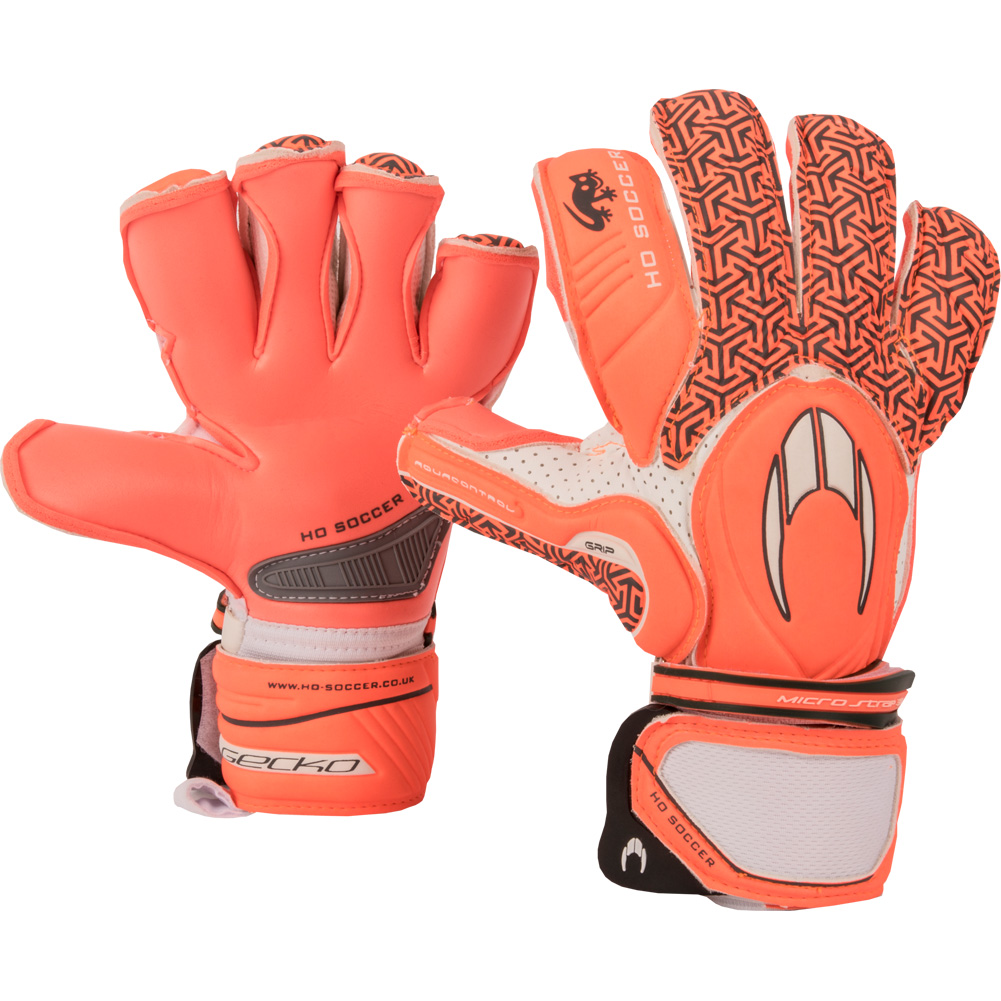 2f1a0a967cc Details about HO GECKO IKARUS HYBRID ROLL JUNIOR Goalkeeper Gloves