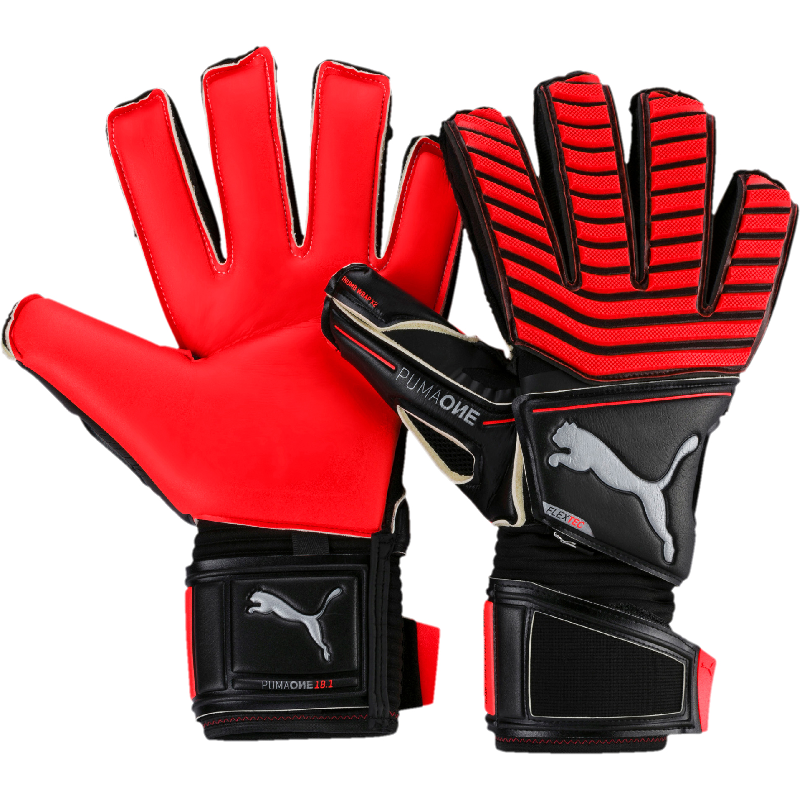 78a748f88 Details about PUMA One Protect 18.1 Goalkeeper Gloves Size
