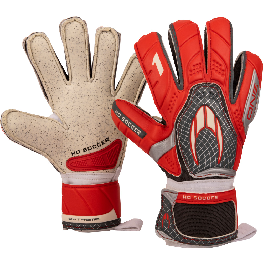 3cf5b8b6b4b Details about HO ONE FLAT EXTREME JUNIOR Goalkeeper Gloves
