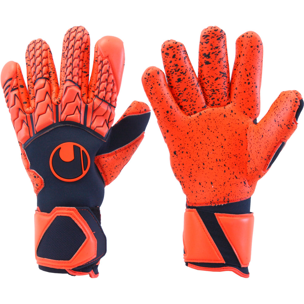 UHLSPORT Next Level SUPERGRIP Reflex Goalkeeper Gloves Size