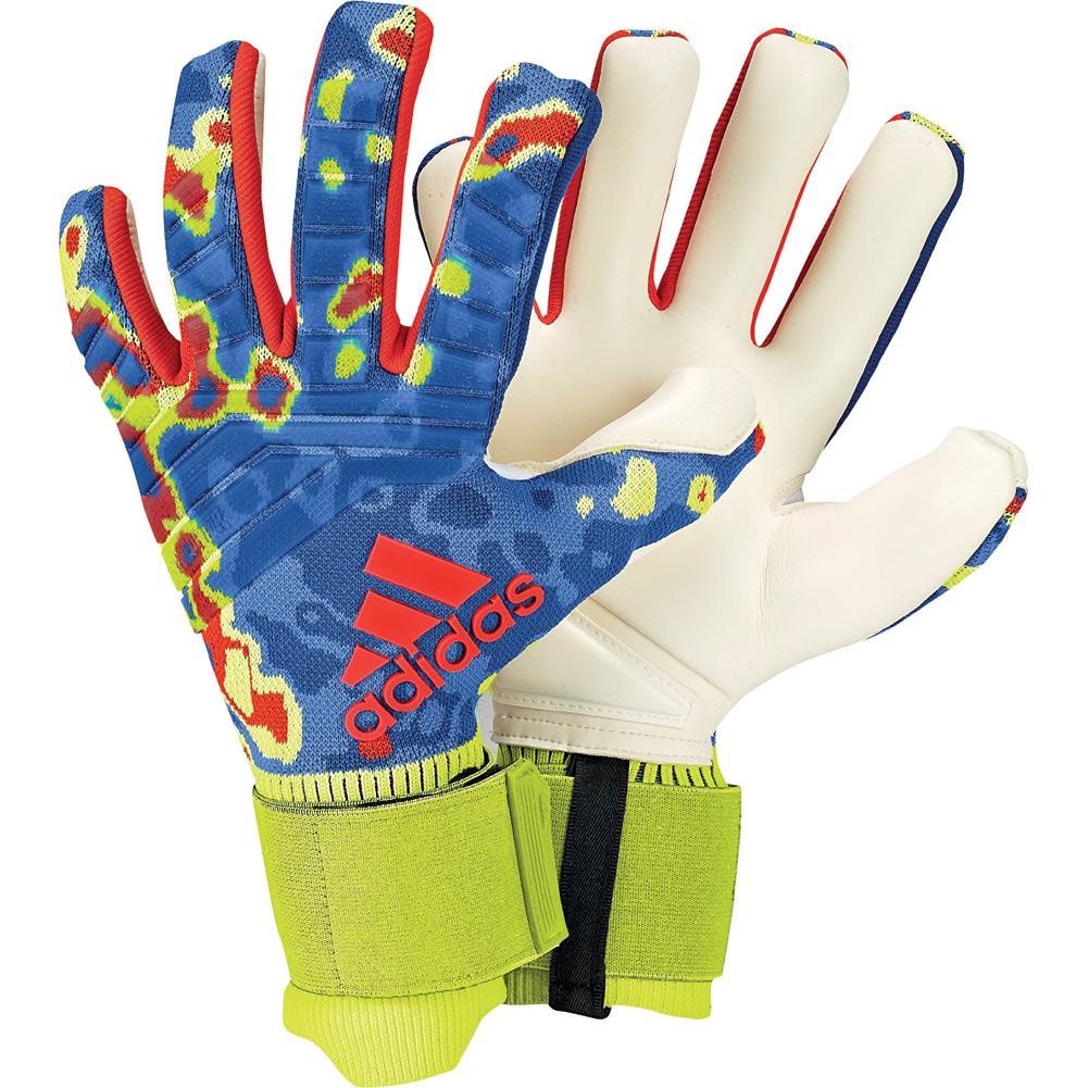 Details about adidas PREDATOR PRO Manuel Neuer Goalkeeper Gloves Size