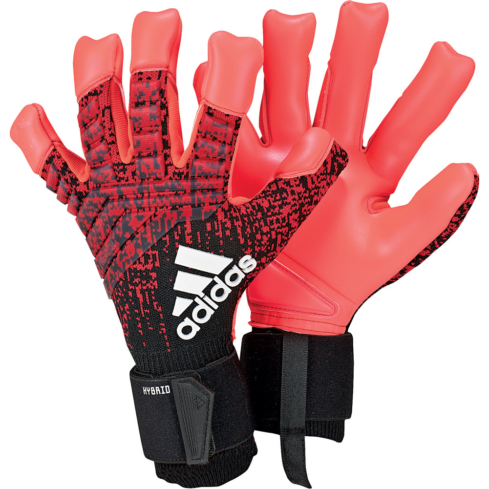 competitive price 1a2fd 61654 adidas PREDATOR PRO Hybrid Goalkeeper Gloves Size 8. click image to enlarge