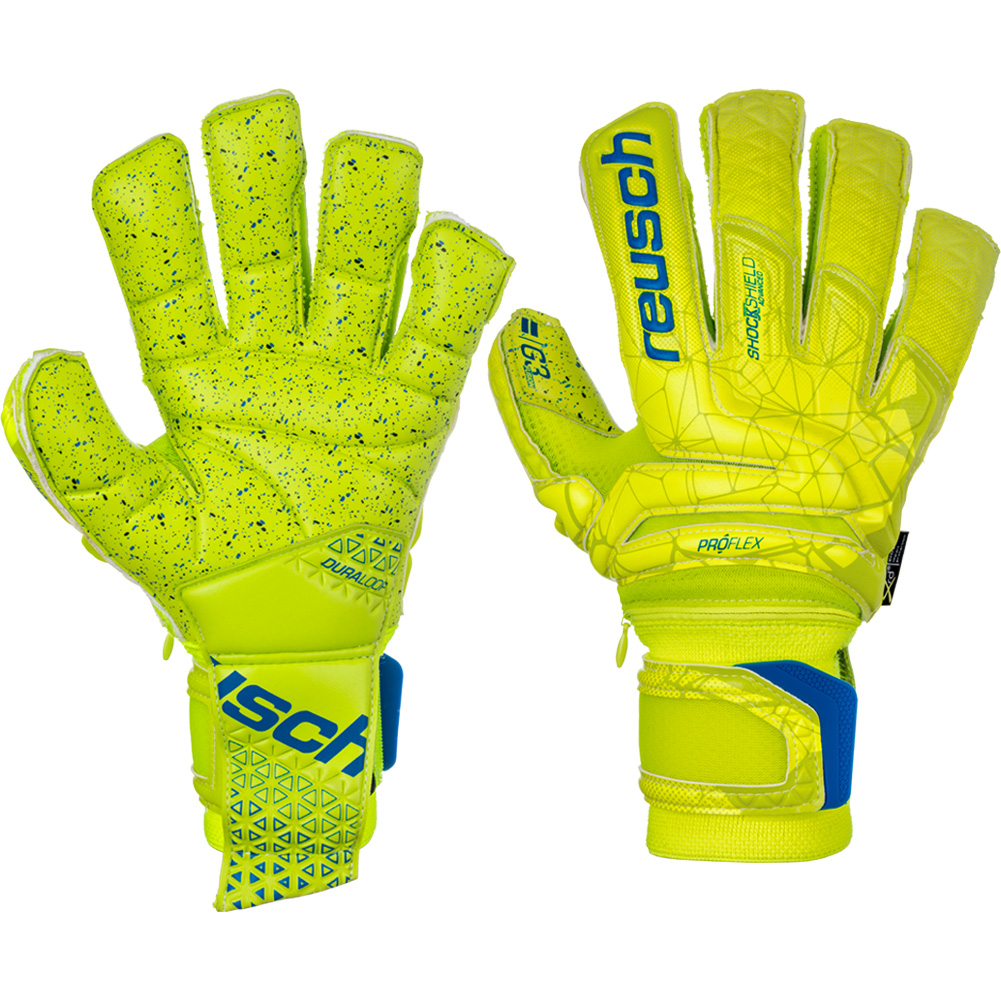 90021a2ac Details about Reusch Fit Control Supreme G3 Fusion Ortho Tec Goalkeeper  Gloves Size