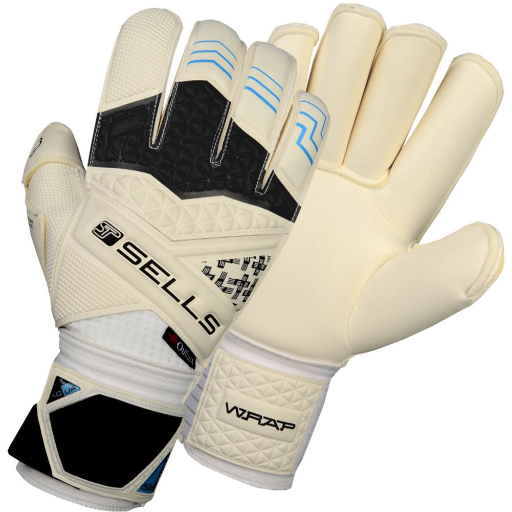SELLS WRAP AQUA CAMPIONE Goalkeeper Gloves Size