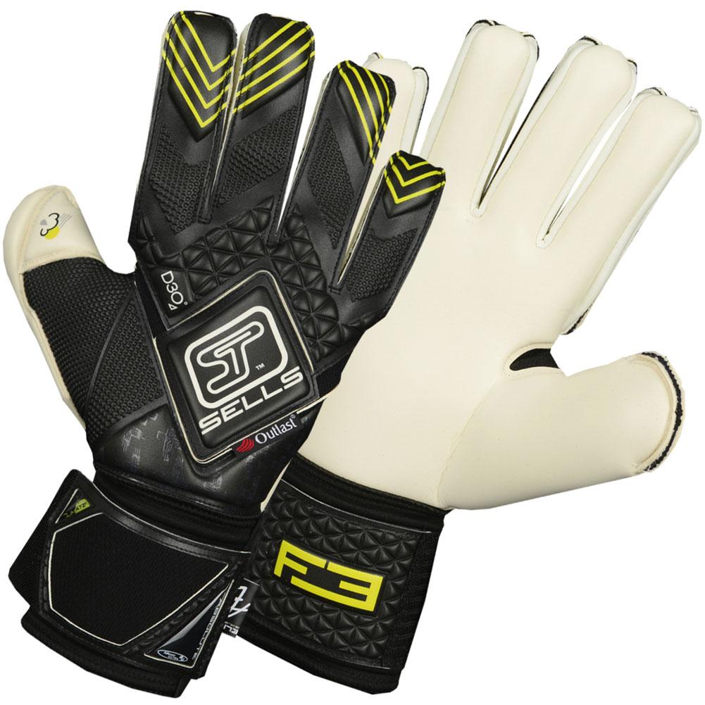 f7d9ecb0d13 Details about SELLS F3 ELITE CLIMATE D3O JUNIOR Goalkeeper Gloves