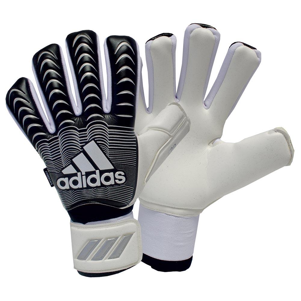 taza estoy feliz Empresa  adidas CLASSIC PRO FINGERSAVE Goalkeeper Gloves   eBay