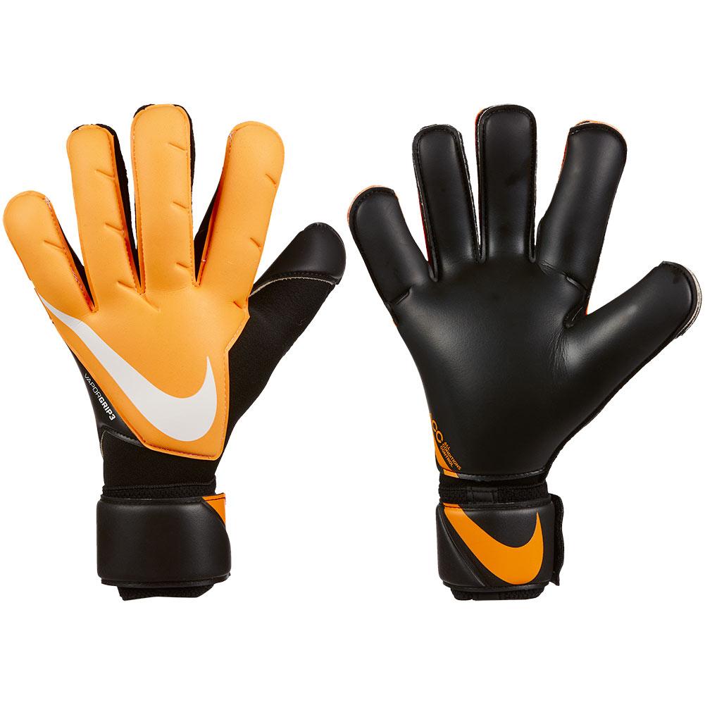 Frontera recibir Montañas climáticas  Nike Goalkeeper Vapor Grip 3 Goalkeeper Gloves Laser Orange - Just Keepers
