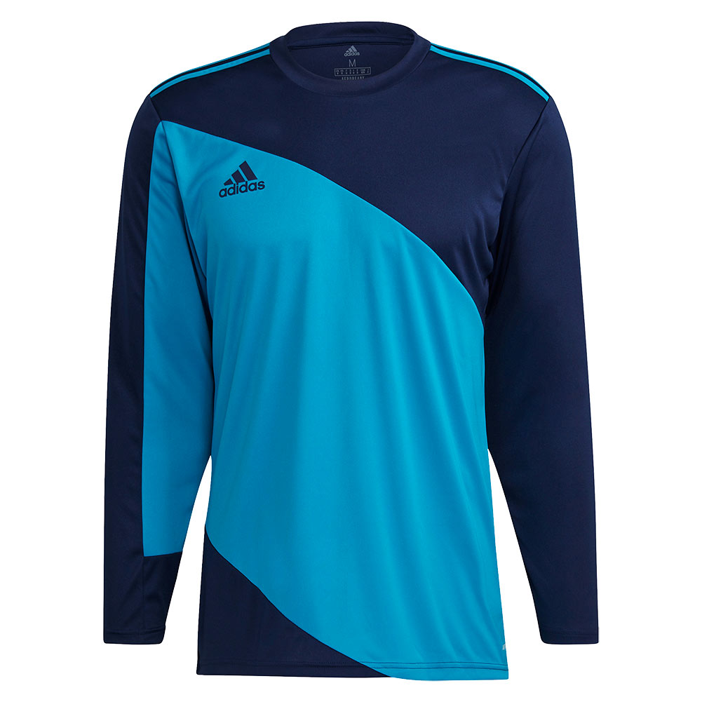 GN6944 adidas SQUAD 21 GoalKeeper Jersey navy/bold aqua - Just Keepers