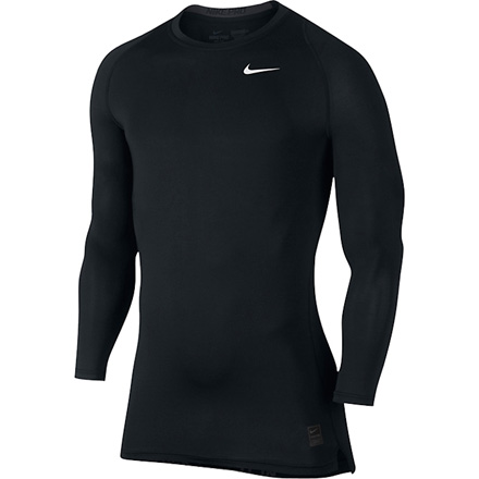 Nike Pro Cool Compression Long Sleeve Top