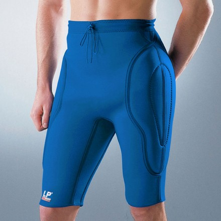 LP Padded Deluxe Goalkeeper Shorts