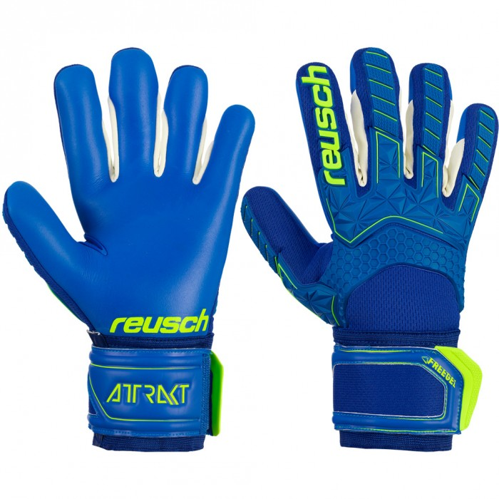 Reusch Attrakt Freegel S1 Finger Support