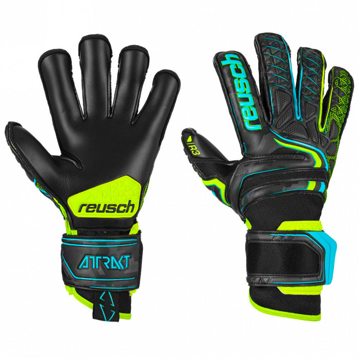 Reusch Attrakt R3 Evolution