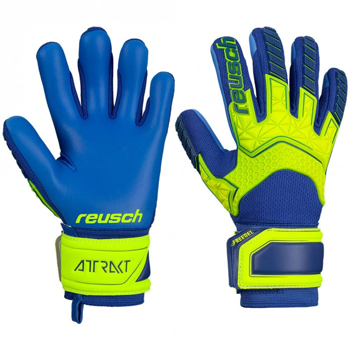 Reusch Attrakt Freegel S1 Junior LTD