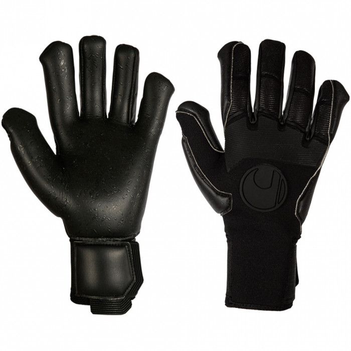 Uhlsport Pure Black Supergrip+ HN #272 Junior