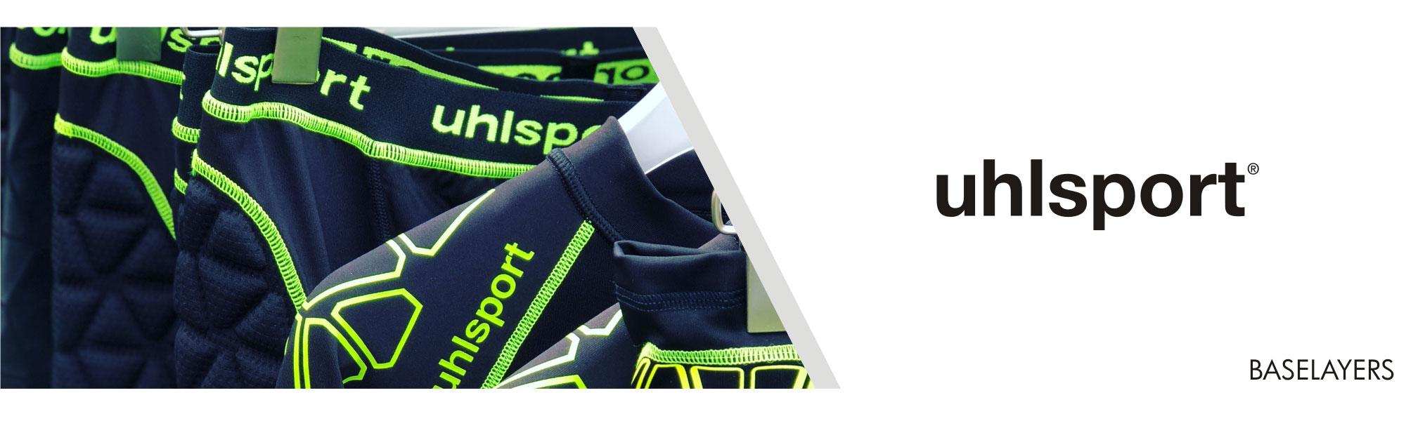 Uhlsport BionikFrame padded goalkeeper base layer