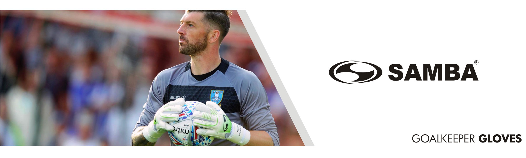 Samba keiren westwood Goalkeeper gloves