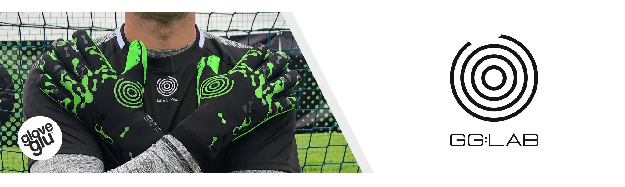 GG:LAB Junior Kids Goalkeeper Gloves Glove Glu