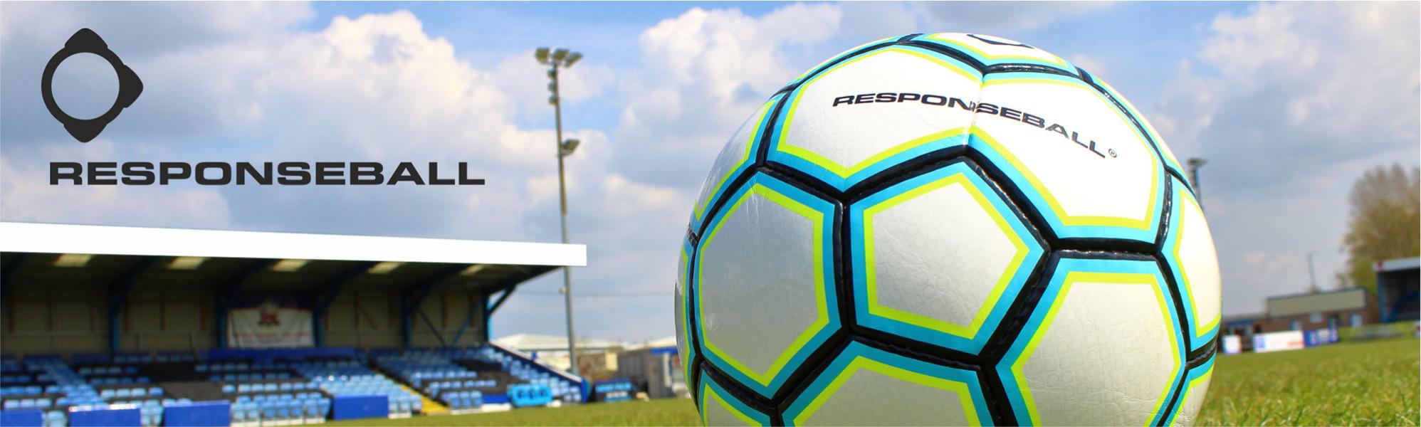 Goalkeeper Resonseballs goalkeeper training ball